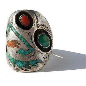 Vintage Sharon Cisco Sterling Silver Ring REPAIR